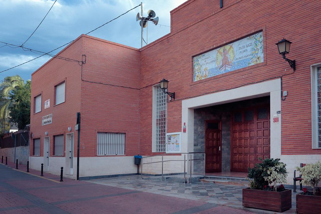 Iglesia parroquial de Santo Angel